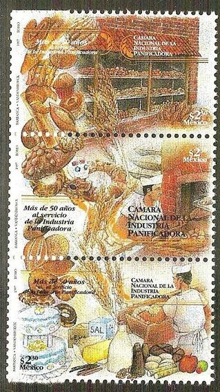 1997 Cámara Nacional Panificadora Industria Pan Sc 2061 Mnh