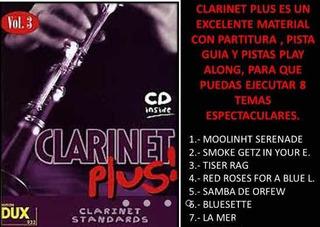 Clarinete Plus Colección