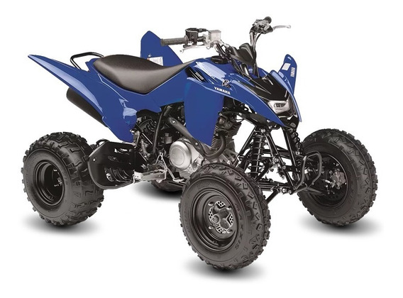 Cuatriciclo Yamaha Yfz 125r Raptor 0km 2012 Azul