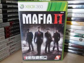 Jogo Mafia 2 Xbox 360 Original Mídia Física
