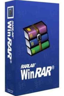 Winrar Versión 5 2018 Descomprime Archivos .rar Y .zip