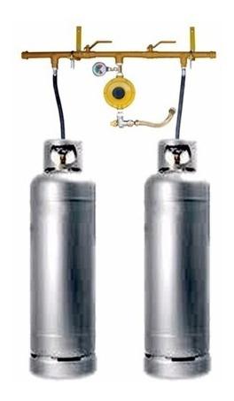 Kit 2 Mangueiras Gas 0,5mt Pigtail Ultragas P45 Botijao