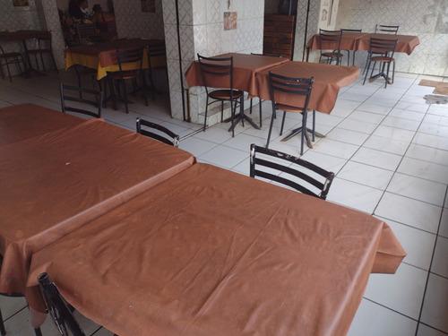 Imagem 1 de 5 de Conjunto De Mesas Usadas De Mdf , Mármore, Madeira.