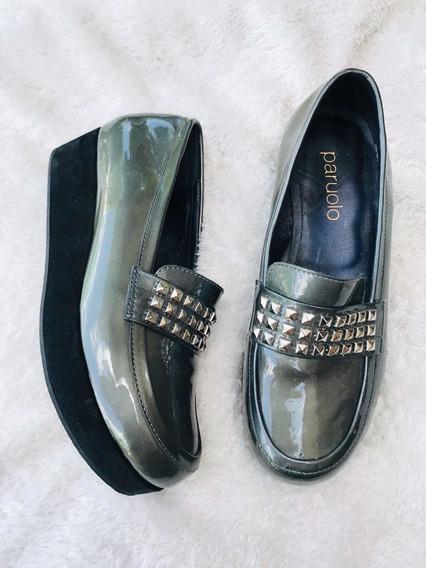Zapatos Acharolados Paruolo