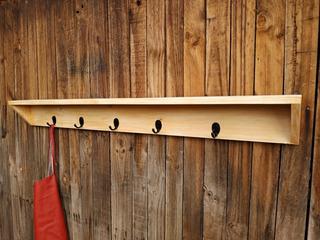 Porta Llaves Repisa Perchero - Nautarde Muebles