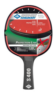 Paleta Ping Pong Donic Protection Line 400 Protector Olivos