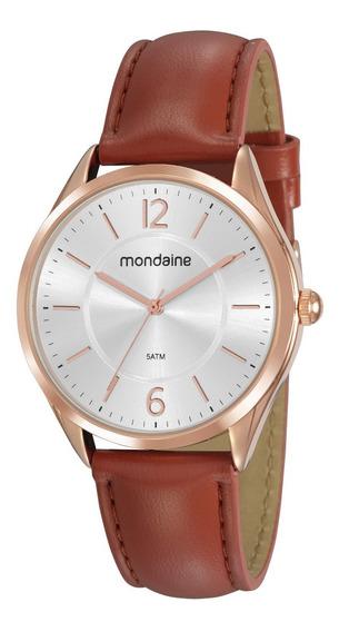 Relógio Mondaine Feminino 53781lpmvrh2 Rosê
