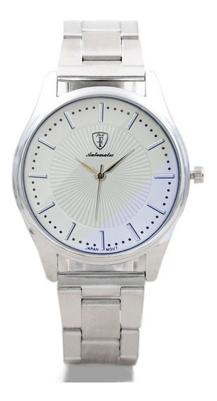 Reloj Metálico Elegante Economico Calidad