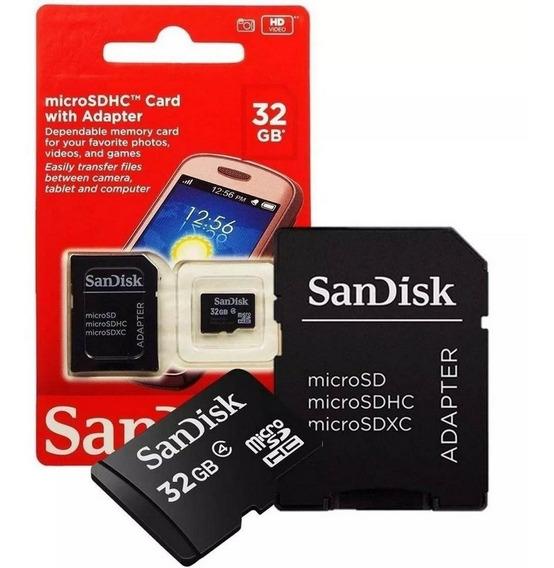 Cartão De Memória ,microsdhc 32gb Original, Oferta Promoção