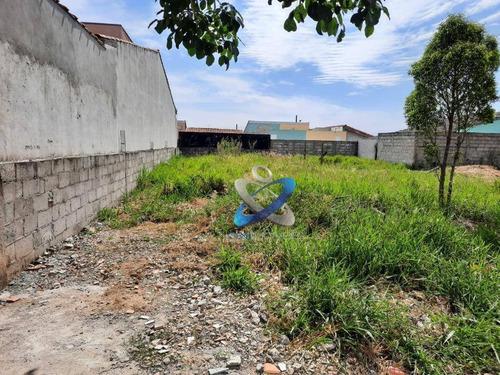 Terreno À Venda, 175 M² Por R$ 80.000,00 - Residencial Aldeias Da Serra - Caçapava/sp - Te0415