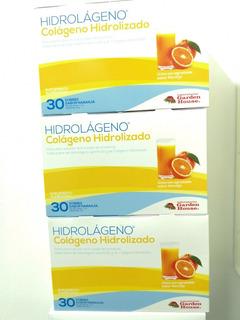 Hidrolageno 90 Sobres (colágeno Hidrólizado) Envio Gratis