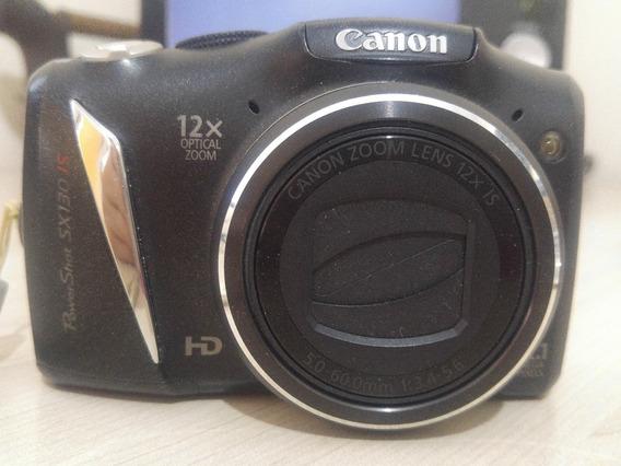 Câmera Canon Powershot Sx130 Is