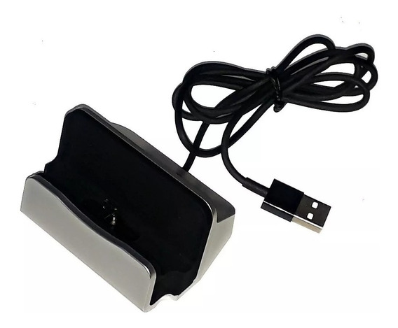 Base Recarregadora Dock Station iPhone 5 6 7 8 9 10 11 X Max
