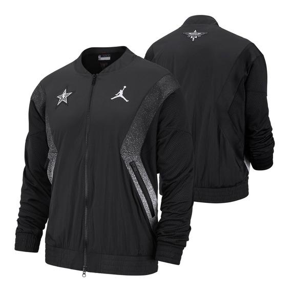 Chamarra Nike Jordan All Star Nba Original Con Etiquetas