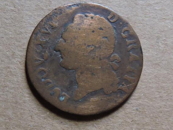 França Sol 1791 Rei Luis 16 Rei Guilhotinado