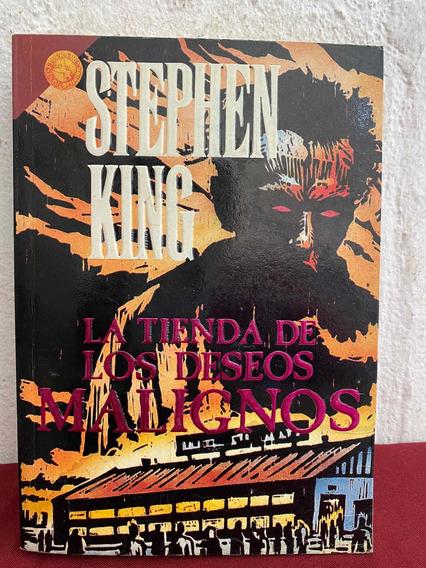 Stephen King La Tienda De Los Deseos Malignos Mercadolibre Com Mx