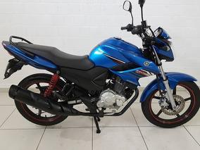 Yamaha Fazer Ys 150 2014