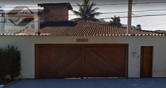 Casa Com 5 Dormitórios À Venda, 518 M² Por R$ 1.575.000,00 - Barra Da Lagoa - Ubatuba/sp - Ca3578