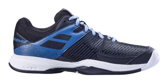 Tênis Babolat Pulsion All Court Preto Azul - Masculino