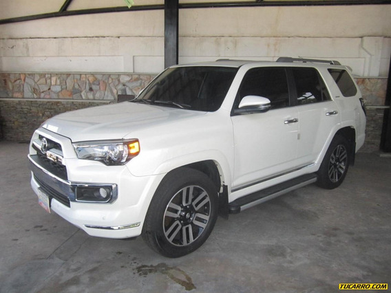 Toyota 4runner Limited 4x4 2018