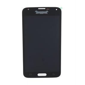 Para Samsung S5 Tela De Exibição De Cristais Líquidos Móveis