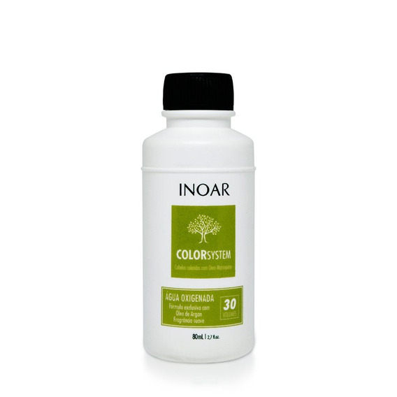 Inoar Color System Agua Oxigenada 30vol - 80ml
