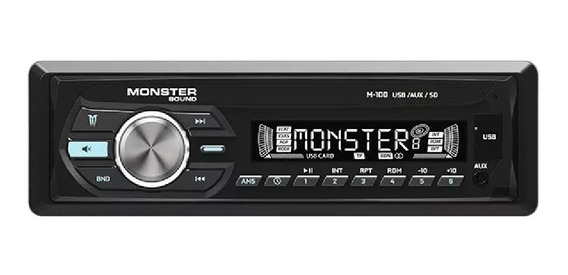 Estere Monster M-100 52wx4/sd/mp3