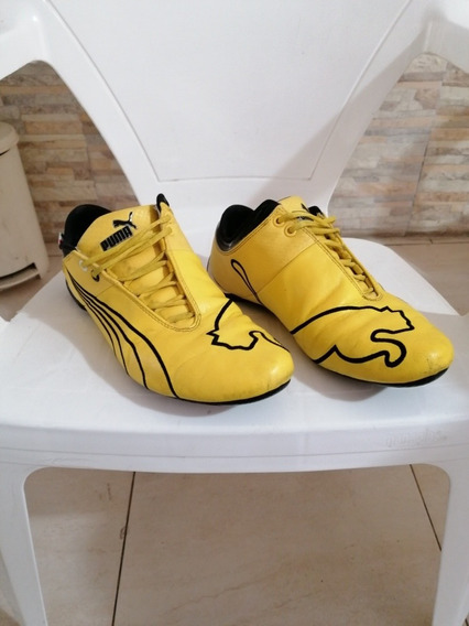 Zapatos Puma Drift Cat Ferrari Cuero