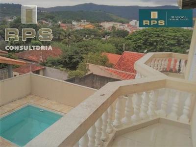 Casa Para Venda Em Atibaia Jardim Paulista -atibaia - Ca00543 - 33708654