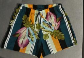 Shorts Feminino Kit 4 Estampado Floral Atacado