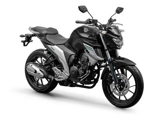 Fazer 250 Abs 2021 Yamaha 0km Preto
