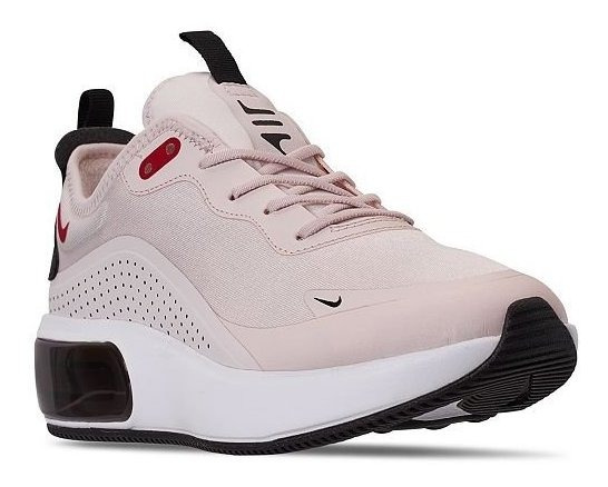 Tenis Nike Air Max Dia Rosa, Negro, Rojo, Casual