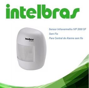 Sensor Infravermelho Sem Fio Para Alarmes