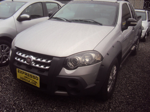 Fiat Strada 1.8 Mpi Adventure Locker Ce 8v Flex 2p Manual