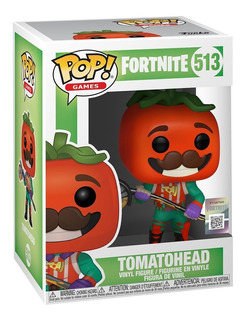 Funko Pop Fortnite 513 Tomatohead Nuevo Original Magic4ever