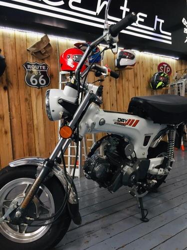Moto Guerrero Day 70 Dx Hot Dax Bikecenter