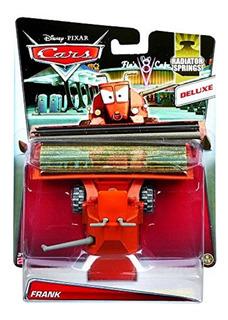 Frank Camion Cosechador Cars Disney Bunny Toys