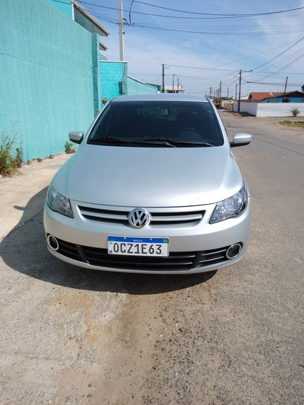 Volkswagen Gol 1.0 Ecomotion Total Flex 5p 2012