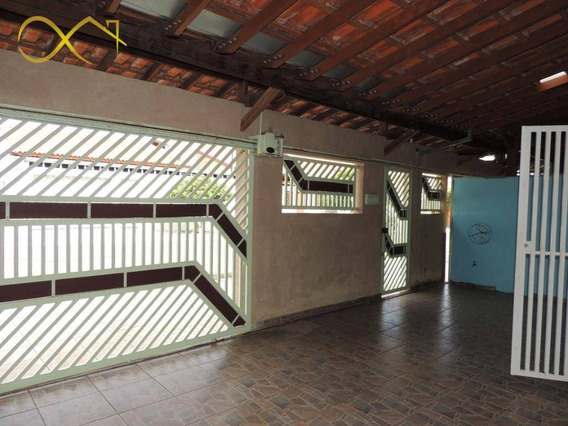 Casa Residencial Com 3 Dormitórios Para Alugar, 80 M² Por R$ 1.650/mês - Jardim Planalto - Paulínia/sp - Ca1867