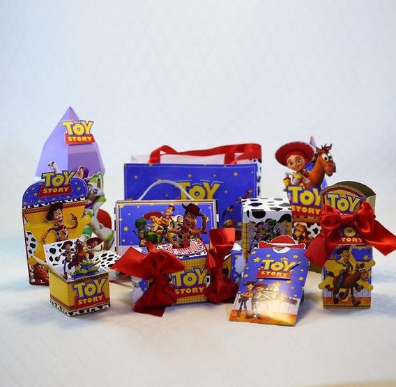Set Dulceros Toy Story Mesa De Dulces Recuerdos Fiesta M1