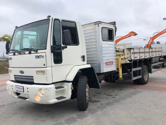 Cargo 1317 2009/10 Munck Rodomaq Ghr 10000 2h 2m=1319 17180