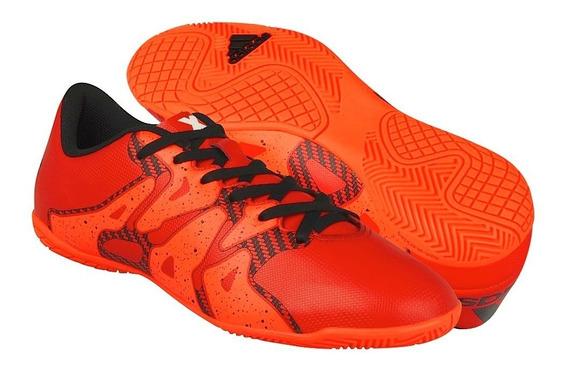 Tenis Fútbol adidas Hombre Naranja-negro S83169