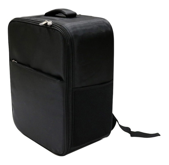 Mochila Case Drone Dji Phantom 3 Series Case Bag Cor Preto