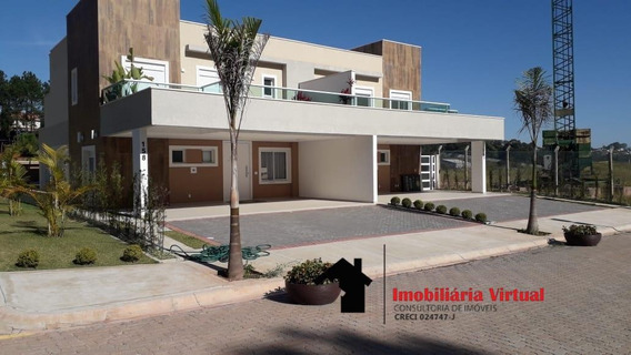 Lançamento Casas Em Condomínio Fechado De 183 M² , 201 M² E 260 M² - 1211