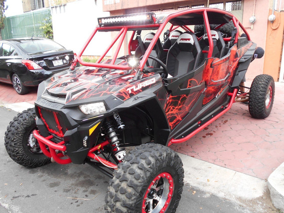 Rzr Polaris Razor 1000 Xp Eps 4 Plazas