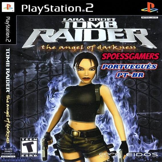Tomb Raider Angel Of Darkness Ps2 Português Pt-br Patch Me