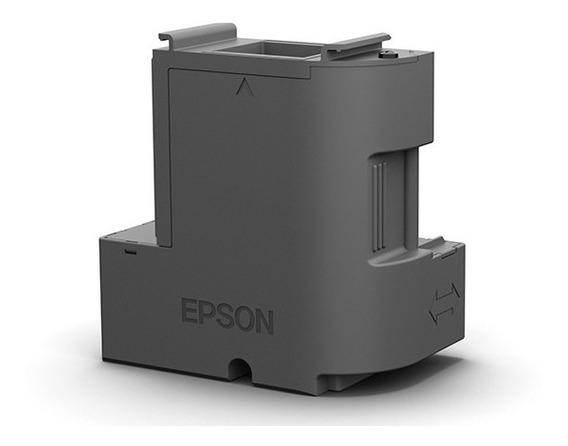 Caixa De Manutenção Original T04d1 Epson L6161 E L6191
