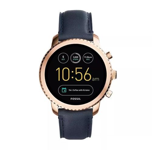 Smartwatch Fossil Gen 3 Q Explorist Navy Cuero