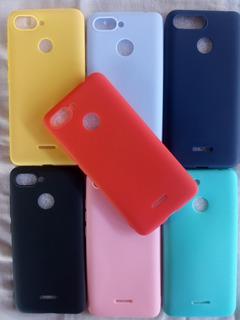 Capa Capinha Xiaomi Redmi 6
