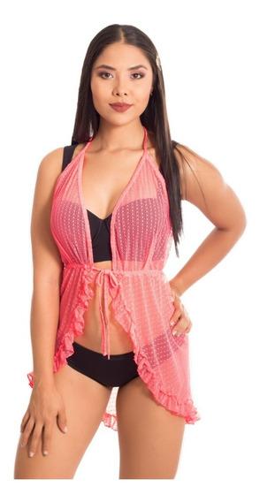 Salida De Baño -pareo Swimwear Women Mg 310